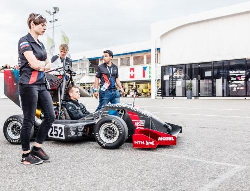 Formula Student Hockenheimring 2018